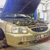 Диагностика Hyundai Accent