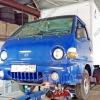 Диагностика Hyundai Porter