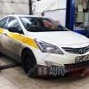 Замена пыльника и ШРУСа Hyundai Solaris