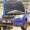 Замена и ремонт двигателя Kia Rio