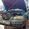Замена антифриза Hyundai Elantra