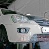 Замена втулок стабилизатора Kia Carens