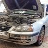 Замена гофры глушителя Hyundai Elantra