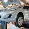 Удаление катализатора Hyundai Solaris