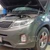 Замена масла в АКПП Kia Sorento