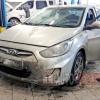 Замена масла в АКПП Hyundai Solaris
