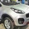 Замена масла в двигателе Kia Sportage