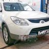 Замена натяжителя приводного ремня Hyundai IX55