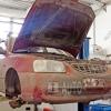 Замена пыльника и ШРУСа Hyundai Accent