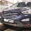 Замена цепи и ремня ГРМ Hyundai Santa Fe