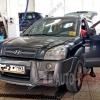 Замена радиатора печки Hyundai Tucson