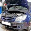 Замена свечей зажигания Hyundai Getz