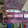 Замена сцепления Kia Sephia