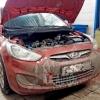 Замена и ремонт стартера Hyundai Solaris