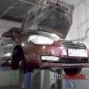 Замена втулок и стоек стабилизатора Hyundai Verna