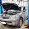 Замена топливного фильтра Kia Mohave