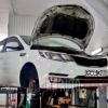 Замена тормозных дисков Kia Rio