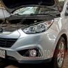 Профилактика и ремонт полного привода Hyundai IX35