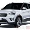 Плановое ТО Hyundai Creta №2 (30 000 км)