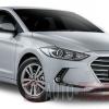 Замена бампера Hyundai Elantra