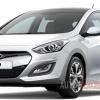 Замена втулок стабилизатора Hyundai I30