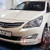 Сход развал Hyundai Solaris