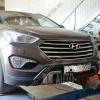 Сход развал Hyundai Santa Fe