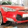 Сход развал Hyundai Veloster