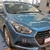 Сход развал Hyundai I40