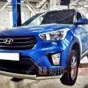 Удаление катализатора Hyundai Creta