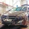 Установка парктроника Hyundai I30