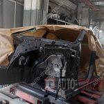 кузовной ремонт Мерседес AMG S63 4M