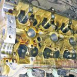 Регулировка клапанов Kia Ceed 1