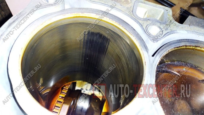 ремонт двигателя Хендай Санта Фе 2