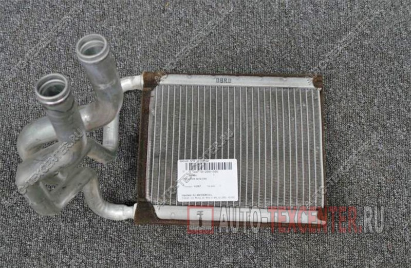 Замена радиатора печки Kia Ceed
