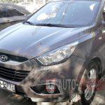 Кузовной ремонт Hyundai IX35