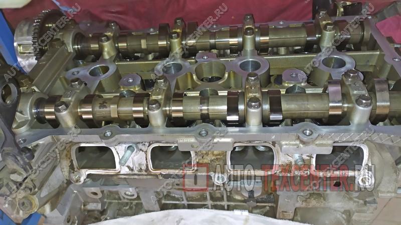 ремонт двигателя Киа Оптима