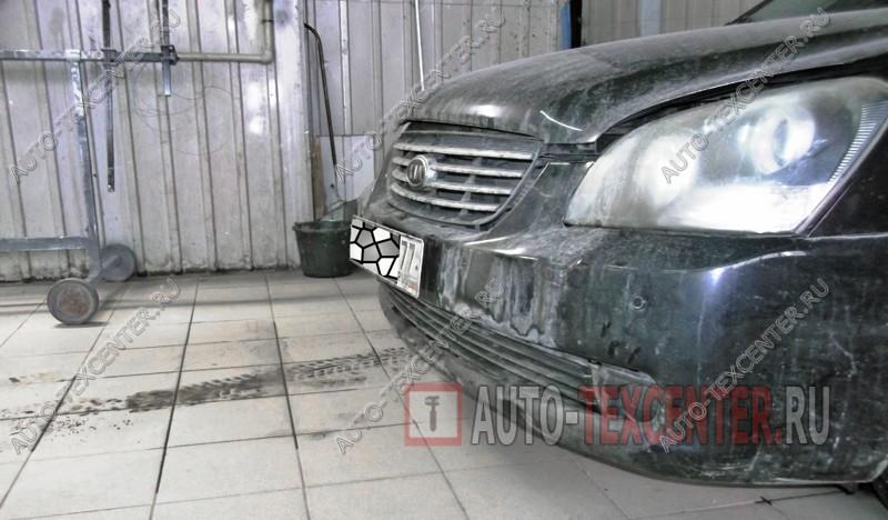 кузовной ремонт Киа Маджентис 2