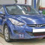 Замена и ремонт двигателя Hyundai Elantra