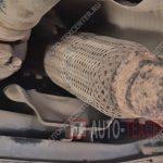 Замена гофры глушителя Hyundai IX35