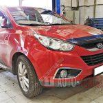 Замена цепи ГРМ Hyundai IX35