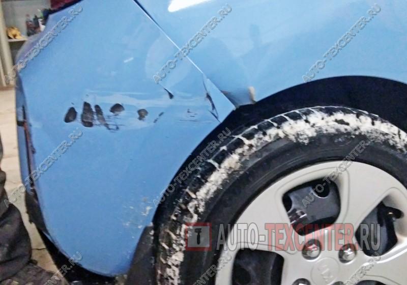 кузовной ремонт Киа Пиканто 2