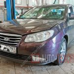 Замена цепи ГРМ Hyundai Elantra