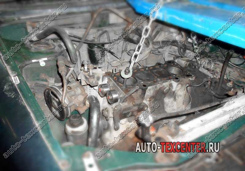 Замена и ремонт двигателя Kia Clarus