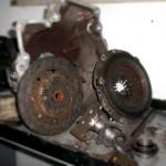 Замена сцепления Kia Sportage 1