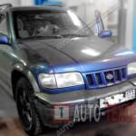 Замена тормозного цилиндра Kia Sportage