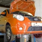 Замена и ремонт двигателя Kia Picanto