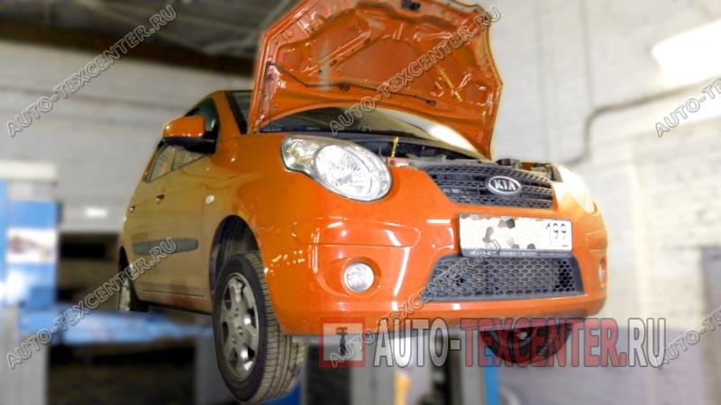 Ремонт двигателя Kia Picanto