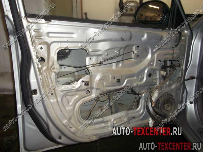 Установка сигнализации с автозапуском на Hyundai Accent
