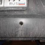 Замена датчика парктроника Kia Sportage